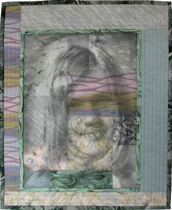 photo on fabric portrait