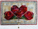 Kameleon Quilt no 4 'In My Heart'